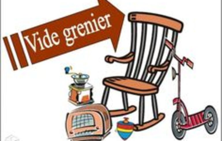 Vide Grenier - Tennis de table